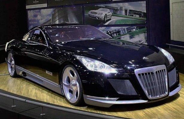 Самый дорогой автомобиль в мире - Майбах