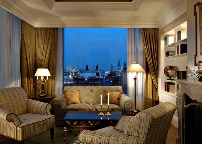 Самая дорогая гостиница Москвы
