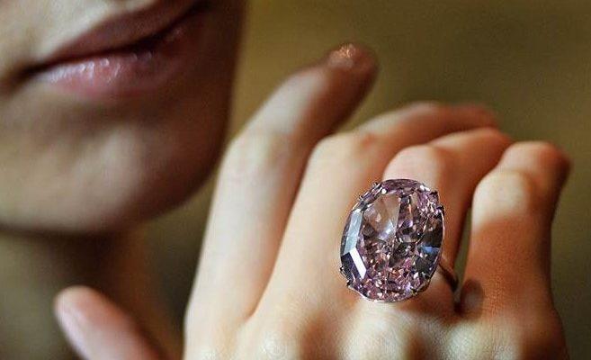 Самый дорогой бриллиант в мире