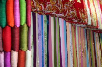 Самая дорогая ткань для платья