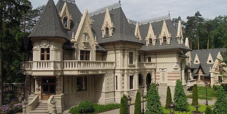 Самый дорогой дом на Рублевке