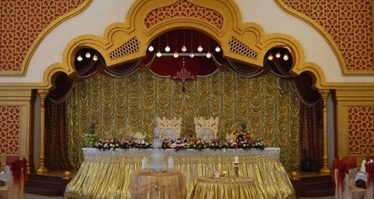 Самый дорогой банкетный зал в Махачкале