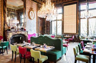 Самый дорогой ресторан в Москве